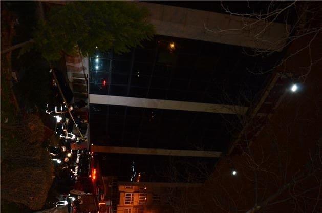 Yeni Şafak'a molotoflu ve silahlı saldırı