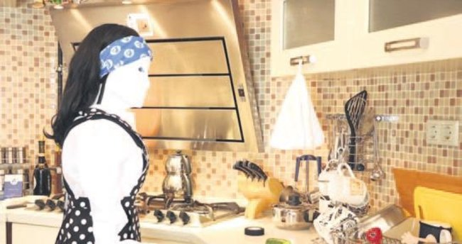 Mutfakta 'Ada' var