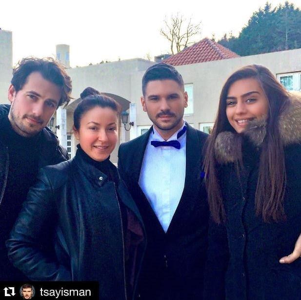 Instagram'da ünlüler 4 Şubat 2016