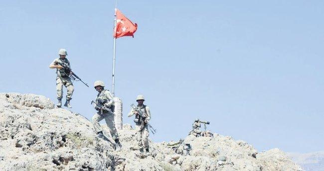 İki günde 23 PKK'lı öldürüldü