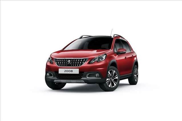 Peugeot 2008 makyajlandı