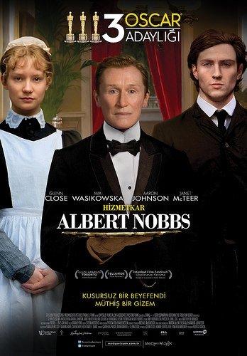 Hizmetkar Albert Nobbs filminden kareler