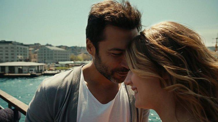 Seni Seviyorum Adamım filminden kareler
