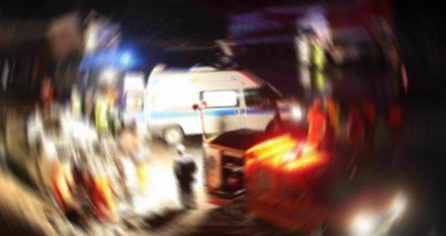 Bolu'da trafik kazası: 3 ölü, 2 yaralı