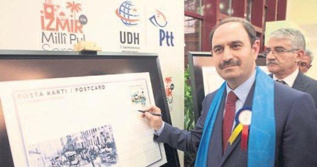 Pul sergisi İzmirlileri bekliyor