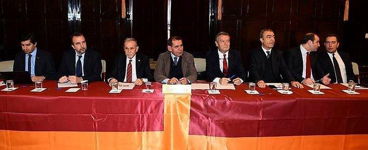 Galatasaray krizden böyle kurtulacak!