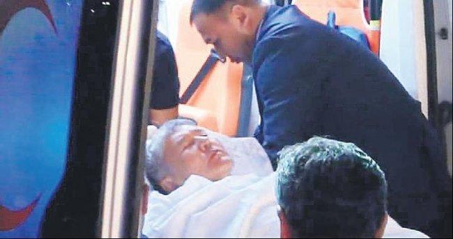 Atambayev Türkiye'de dinlenecek
