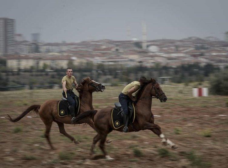 Kara Kuvvetleri Atlı Spor Eğitim Merkez Komutanlığı