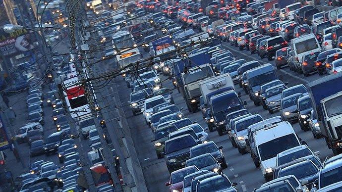 Trafikte İstanbul'u sollayan tek kent