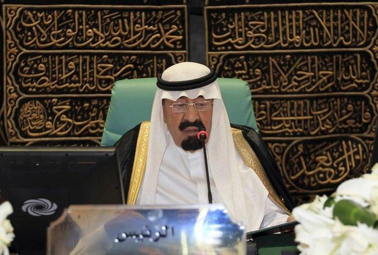 İşte fotoğraflarla Suudi Arabistan Kralı Abdullah Bin Abdulaziz Al Suud