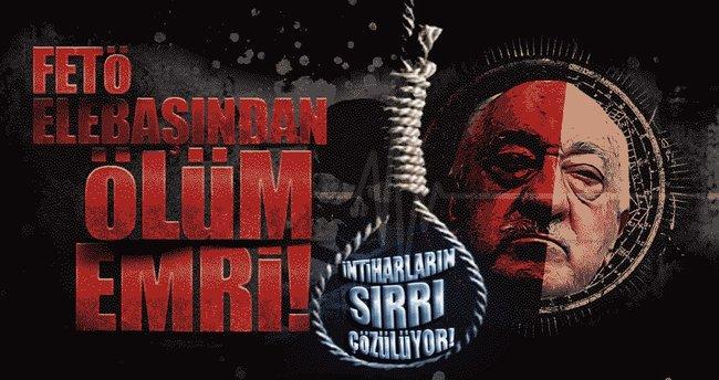 Teröristbaşı Gülen'den ölüm emri