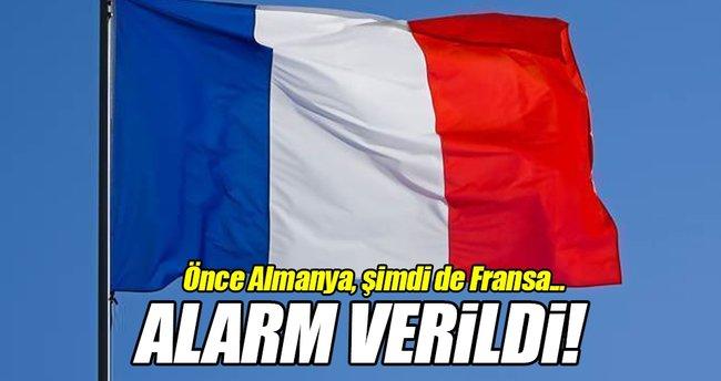 Fransa'da kuş gribi alarmı!