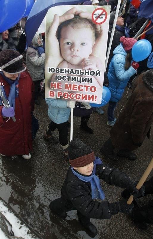 Rusya ayağa kalktı