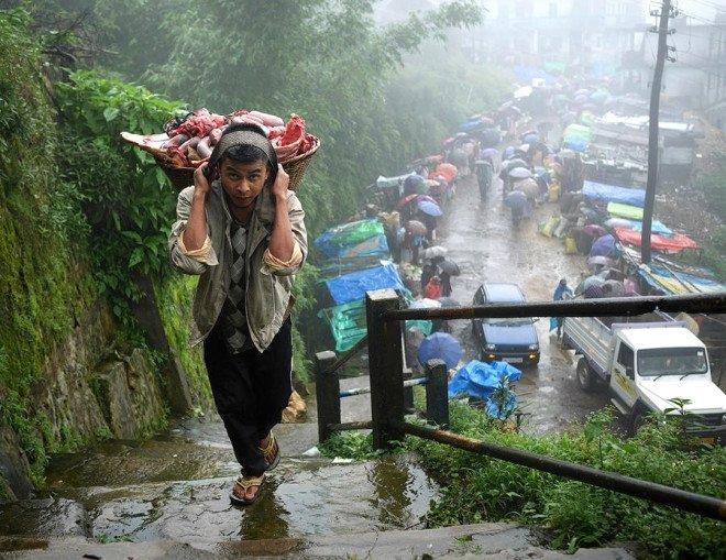 Dünya'nın en çok yağmur yağan şehri