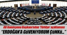 Juncker'den Türkiye-AB açıklaması