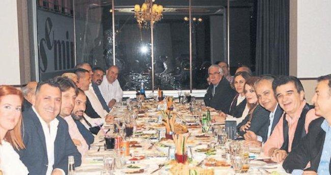 MORSKUD üyeleri tanışma yemeğinde bir araya geldi