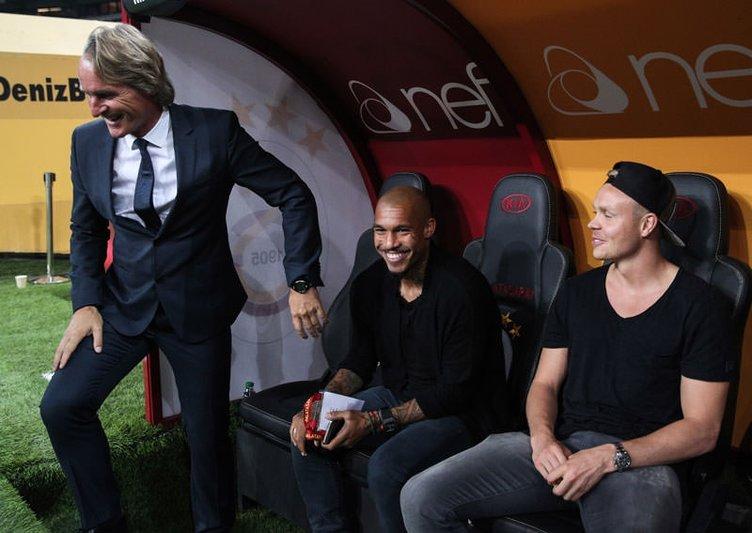 Galatasaray'a 2 transfer müjdesi