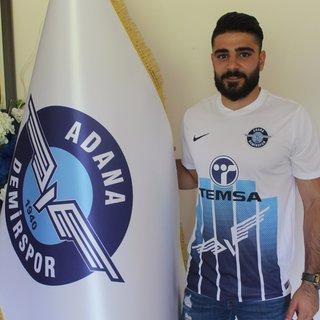 Adana Demirspor, Adil Demirbağ ile 3 yıllık sözleme imzaladı