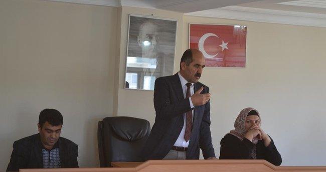 Malazgirt Belediyesi Eş Başkanları gözaltında