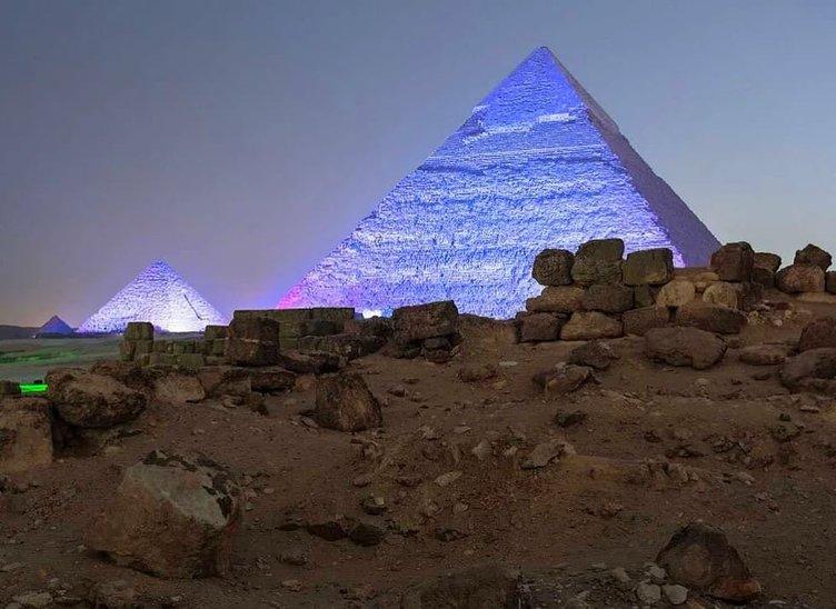 Piramitlerin gizemi