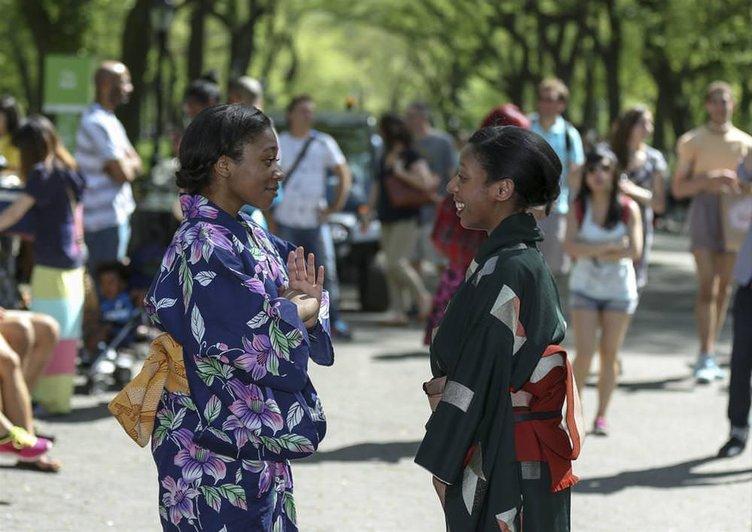 New York'ta Japon günü