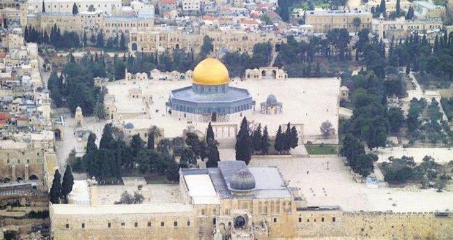 UNESCO: Mescid-i Aksa'nın Musevilikle bağı yok