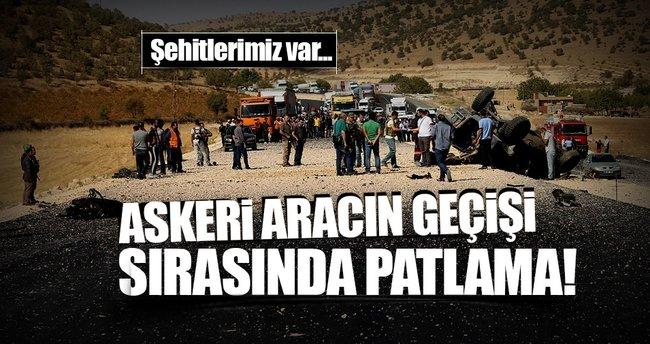 Mardin'de terör saldırısında şehitlerimiz var!