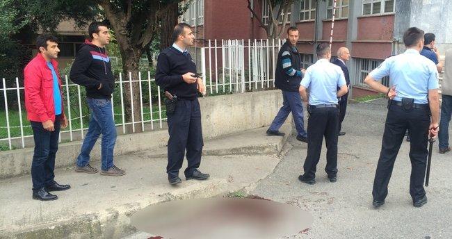 Trabzon'da Afgan koca dehşeti