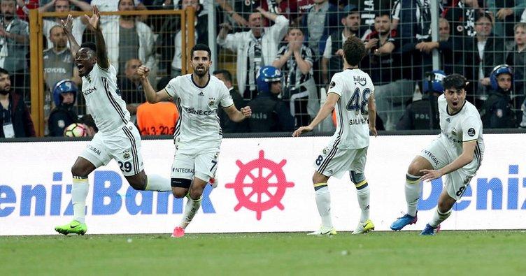Milenyumda derbilere Fenerbahçe damgası