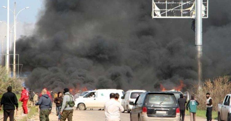 Halep'te bombalı saldırı! 6 ölü