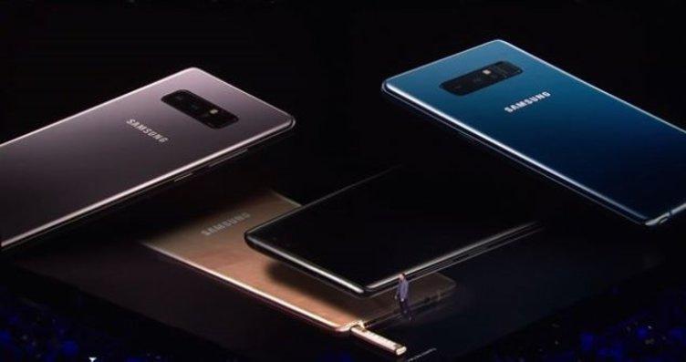 Samsung Galaxy Note 8 tanıtıldı! İşte sosyal...