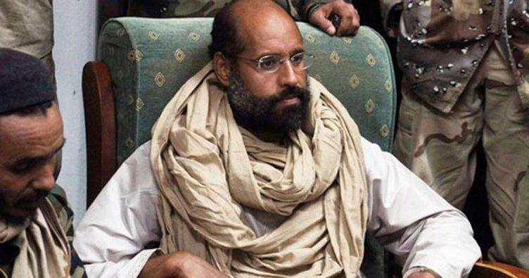 Kaddafi'nin oğlu Seyfülislam'ın serbest bırakılmasına soruşturma