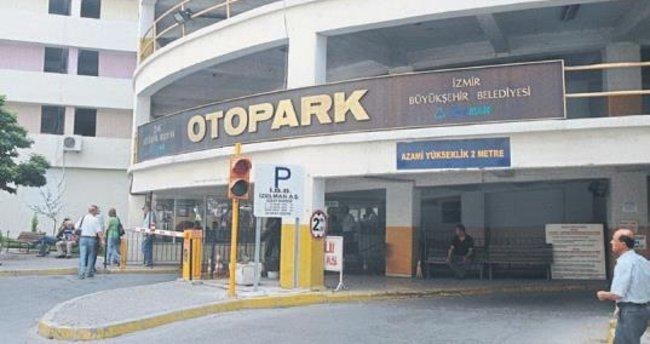 AK Partili Doğan'dan Konak Katlı Otopark çıkışı