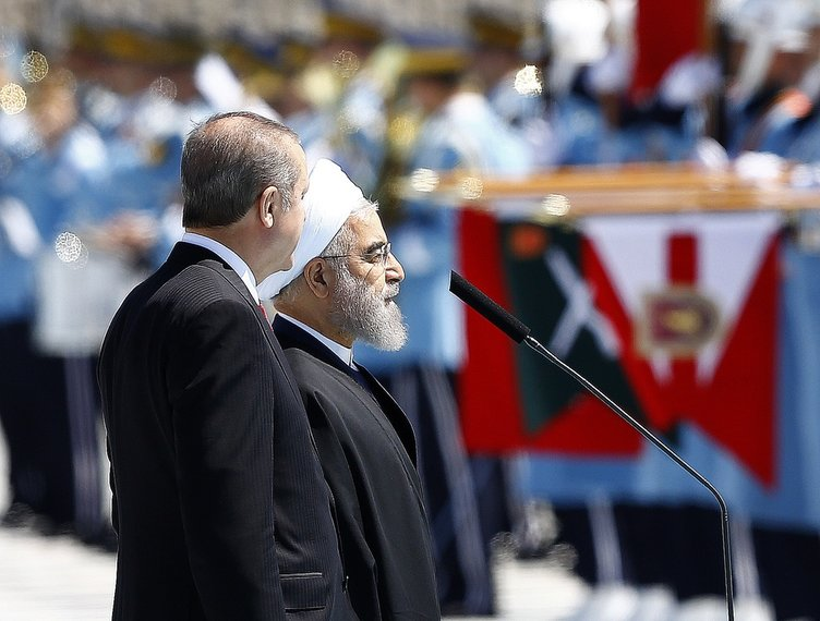 Ruhani Türkiye'de