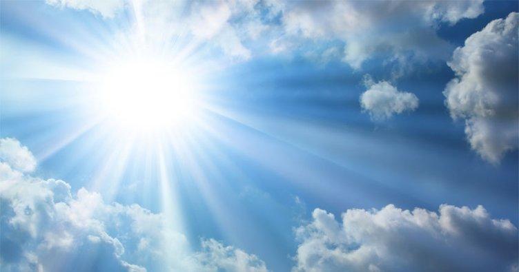 Meteoroloji verilerine göre yurtta hava durumu