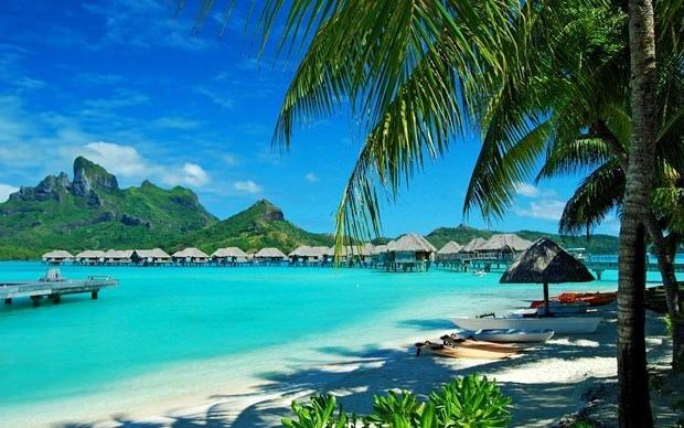 Rüya gibi tatil yerleri.