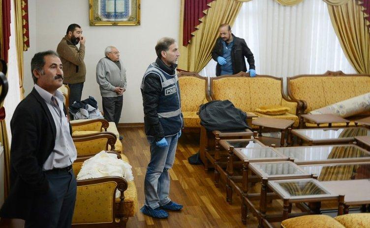 Fetullah Gülen'in sağ kolunun Aksaray'daki villasına operasyon
