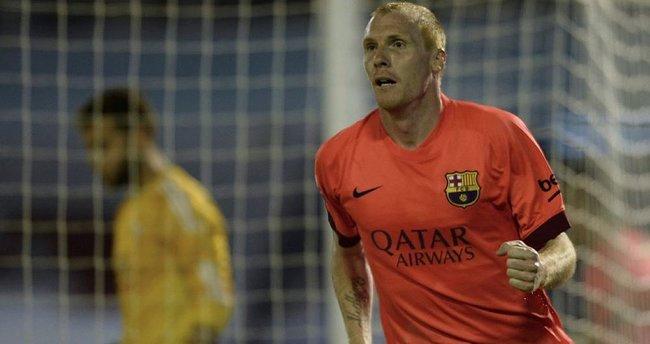 Barcelona'da Mathieu'nün sahalara dönüş süresi uzadı