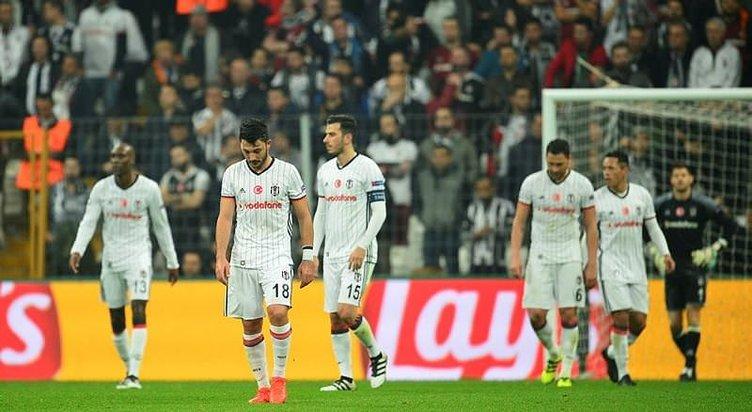 Beşiktaş'ı derbi öncesi bekleyen büyük tehlike