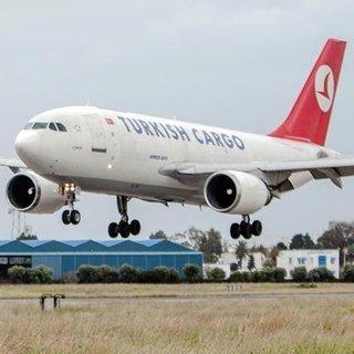 Turkish Cargo'nun Brezilya'ya ilk uçağı indi!