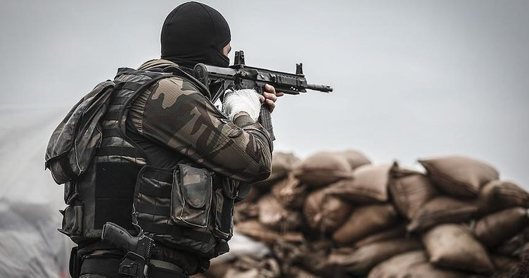 60 terörist etkisiz hale getirildi