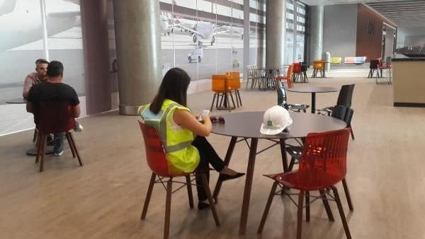 3. havalimanında bir ilk!