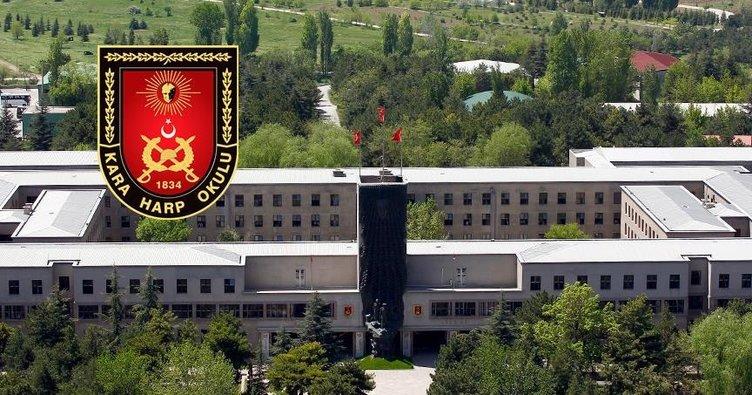 Ankara Kara Harp Okulu iddianamesi düzenlendi