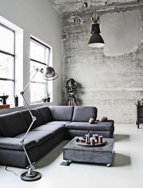 Evlerde endüstriyel tasarım devri