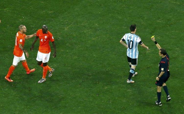Hollanda - Arjantin