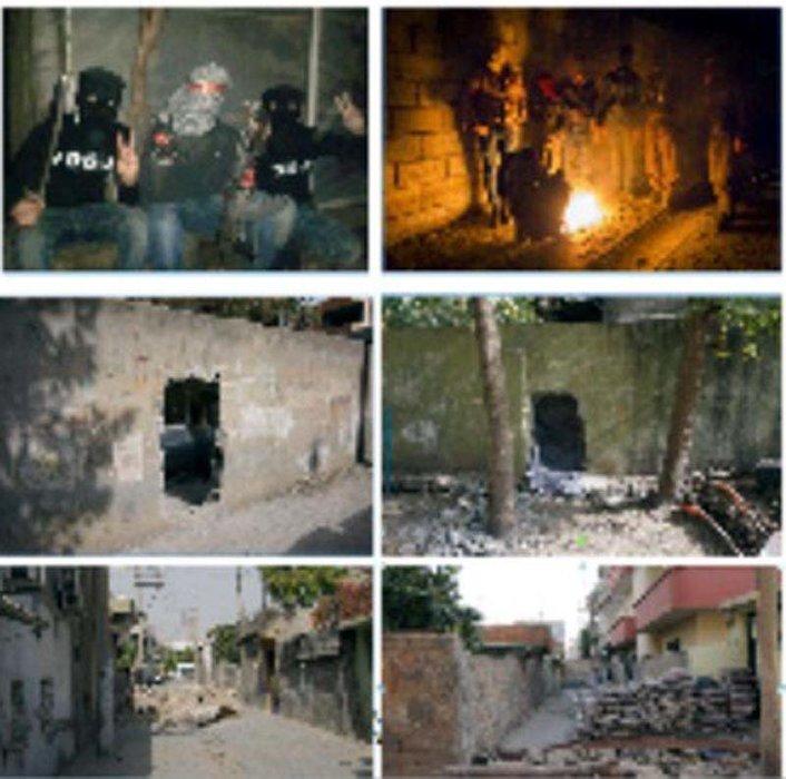 PKK dosyasından çıkan şok fotoğraflar