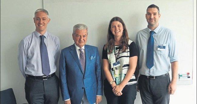 Pentagon Türk turizmine ilişkin rapor yayınlamış