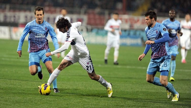 Mersin İY - Trabzonspor