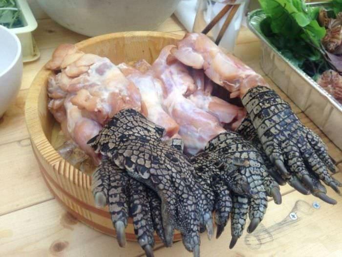 Japonya'da bunları yiyorlar!