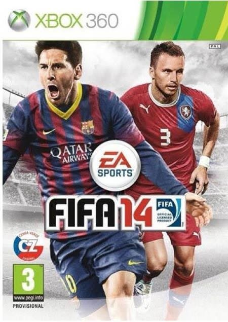 İşte FIFA14'ün kapağında yer alan Fenerbahçeli isim!